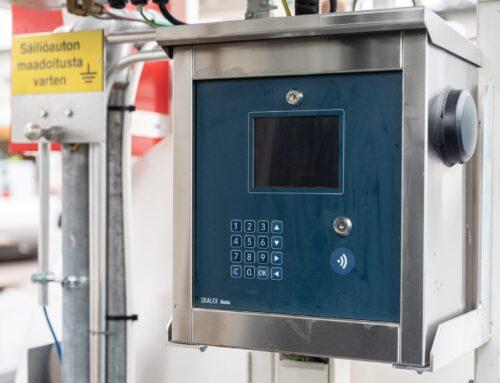 Sisäisen käytön jakeluautomaatti säästää aikaa, vaivaa ja rahaa